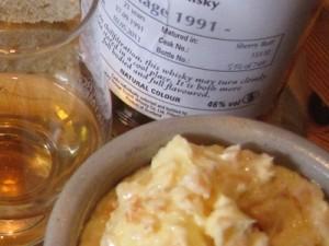 Kochen zum Whisky Seitenbild