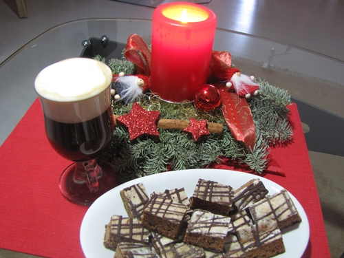Irish Coffee Lebkuchen